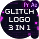 Glitch Logo Pack