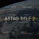 Astro Title 2