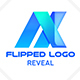 Flipped Logo Reveal