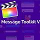 Message Toolkit V.2