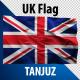 United Kingdom (UK) Flag 2K