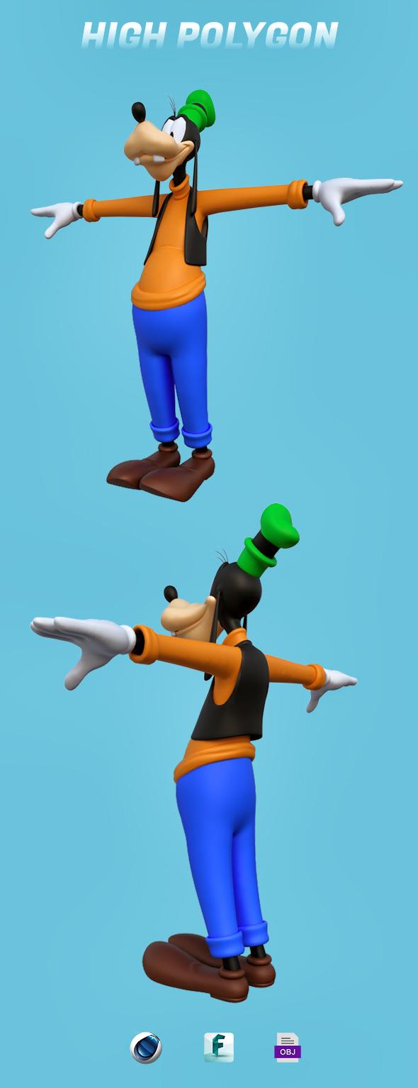 Goffy 3D