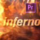 Fire Title Sting Pack_Premiere PRO
