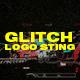 Intense Glitch Intro