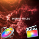 Inspire Titles - Apple Motion