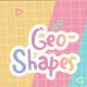 Doodle Background - Geometric Shapes