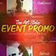 Art Style Events Promo