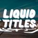 Cartoon Liquid Titles | FCPX