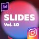 Instagram Stories Slides Vol. 10