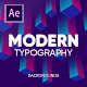 Modern Typography   Responsive Design   Auto Resizable Titles