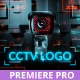 CCTV Security Logo for Premiere