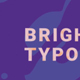Bright Typography Pack