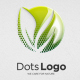 Dots 3D Logo Reveal