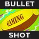 Bullet Shot Logo