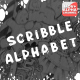Scribble Alphabet | Motion Graphics Pack