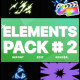 Energy Elements Pack 02 | FCPX