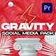 Gravity | Social Media Pack