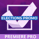Election Promo for Premiere