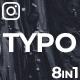 New Typography Promo