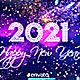New Year Eve Party Countdown 2021
