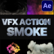 VFX Action Smoke | After Effects