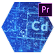 Chemical Digital Logo Reveal - Premiere Pro