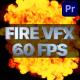 Fire VFX | Premiere Pro MOGRT