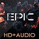 Stomp Explosion Intro