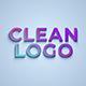 Clean Dark Light Logo