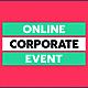 Corporate Online Event
