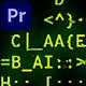 Code - Digital Titles | Premiere Pro