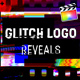 Glitch Logo Reveals  | For Final Cut & Apple Motion