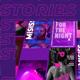 Purple Stories Instagram