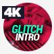 Dynamic Glitch Powerful Intro