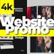 Stylish Website Promo 4K