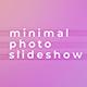 Minimal Photo Slideshow