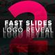 Fast Slides Logo Reveal 2
