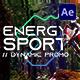 Energy Sport // Dynamic Promo