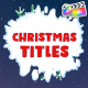 Christmas Titles | FCPX