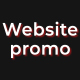 Minimal Website Promo