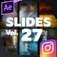 Instagram Stories Slides Vol. 27