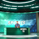 3D Virtual Sports Studio