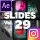 Instagram Stories Slides Vol. 29