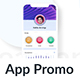 Minimal Phone App Promo