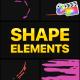 Shape Elements | FCPX