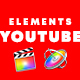 YouTube Channel Elements FCPX