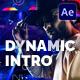 Dynamic Intro