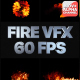 Fire VFX | Motion Graphics Pack