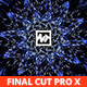 Abstract Hypnotic Logo for Final Cut Pro X