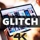 Digital Glitch 4K